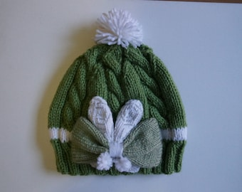Pixie Dust - Knit Hat or Headband