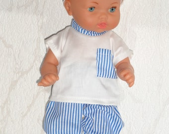 Outfit clothing doll doll 30 cm Corolla raynal, bella, gege Compatible