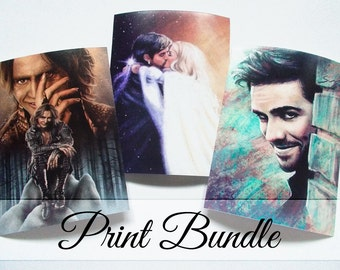 "Photo Print Bundle (small - 6"")"