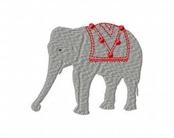 Elefant mit Sternen und Elefant mit Kringel Stickdatei Direkter Download Zip File