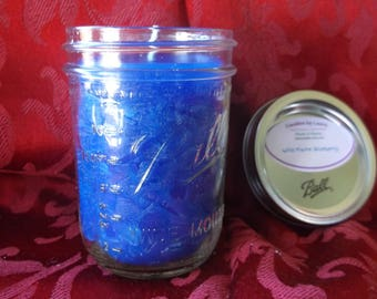 16 oz. Maine Blueberry scented container candle