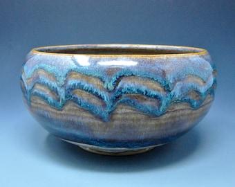 Pottery Serving Ceramic Salad Bowl Pottery Pasta Bowl