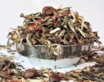 Irish Cream Tea - Loose Leaf White Tea - Loose Leaf Tea - Coffee Tea - Tea Gift - Christmas Tea