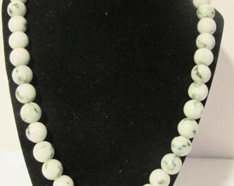 ON SALE Jade Necklace   (Grade A)