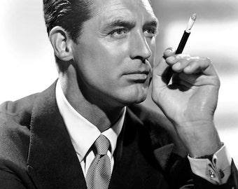 Cary Grant Debonair Hollywood Poster Art Photo 11x14