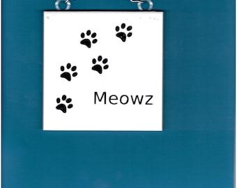 pet, cat, fur baby, paw prints, meow
