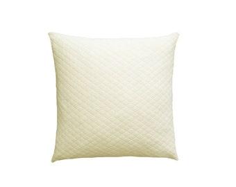 Pillow cover,white pillow,cream pillow,decorative pillow,throw pillow,pillow,pillow covers,accent pillow,throw pillow cover,cushion cover