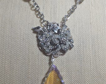 Sparkling Assemblage Necklace