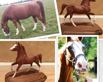 Custom Painted Breyer Model Horse Portraits *CLASSIC SIZE*