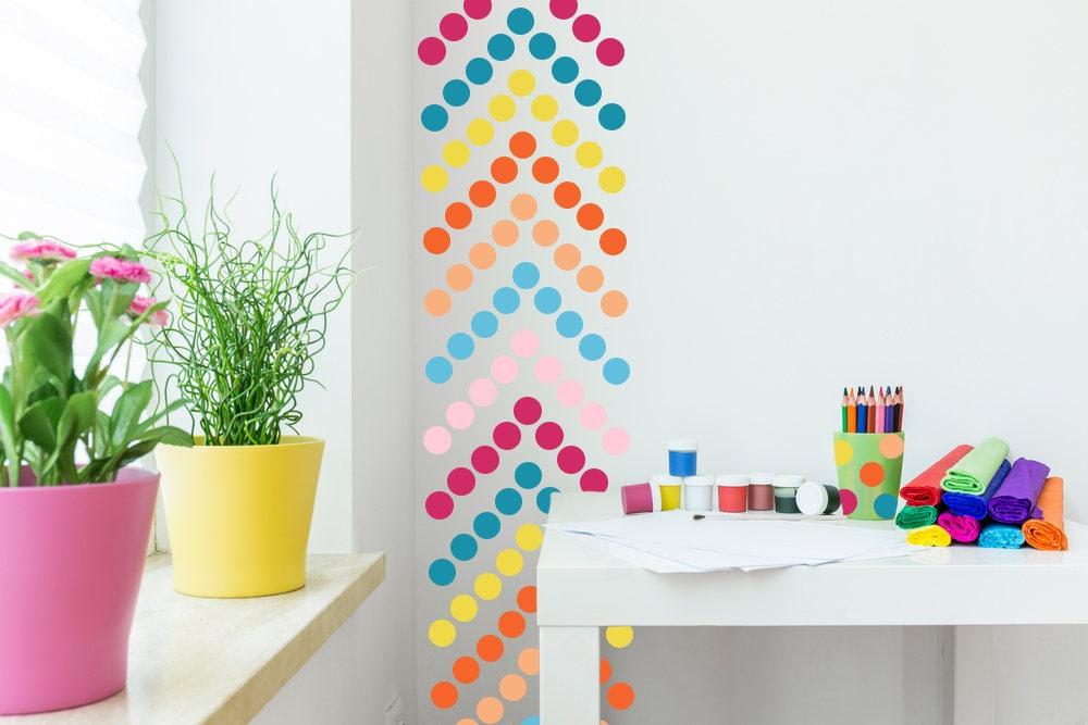 Polka Dot Wall Decal // Polka Dots Decals // Nursery Wall Decor // Polka Dot Stickers // Nursery Art // Stickers // Nursery Decor  sc 1 st  LucyLews & Polka Dot Wall Decal // Polka Dots Decals // Nursery Wall Decor ...