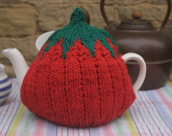 Pumpkin Tea Cozy / Cosy Medium handmade