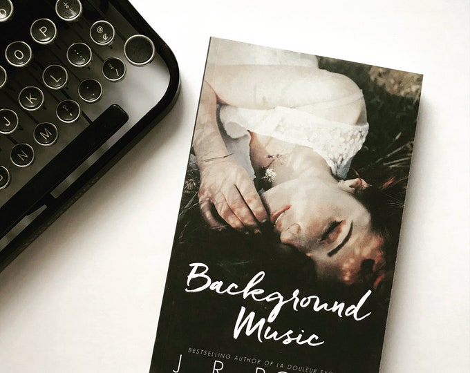 Featured listing image: Background Music Signed Paperback