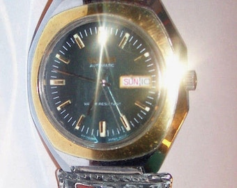 """ZUNI Thunderbird Sterling Watch Band Tips - Authentic Native American - Singned """"L. L. Shetima"""