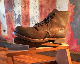 Heritage series Redwing boots Mens 8.5