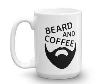 Beard And Coffee Mug