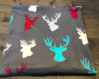 Piper's Pouches - Washable Fleece Snuggle Sack / Cuddle Bags with opening to add Crinkle