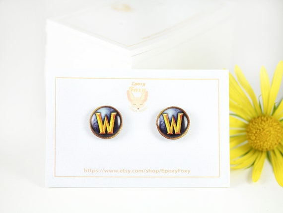 World of Warcraft earrings