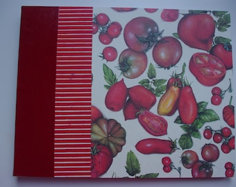 Tomato red photo album