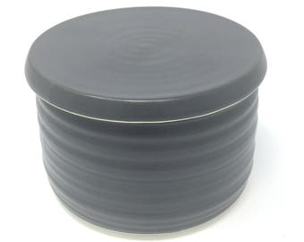 French Butter - Charcoal