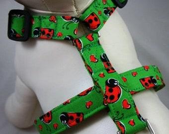 Dog Harness - Love Bug