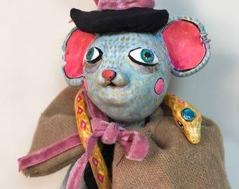 Pippa - Witch Art Doll