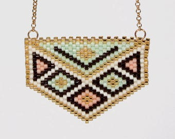 Necklace boho 2