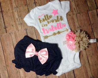 newborn clothes, baby, girl, coming home outfit, take home outfit, baby girl, hospital outfit, baby bodysuit, newborn girl clothes, newborn