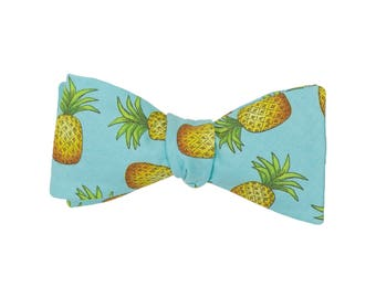 The Tropics Bow Tie