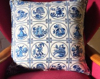 Handmade Vintage Cushion