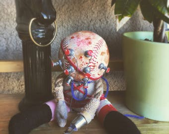 Bioshock Inspired Big Daddy Doll - Mr. Bubbles