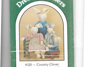 Dream Spinners Country Clover Pattern #120