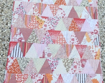 Triangle Chic Quilt