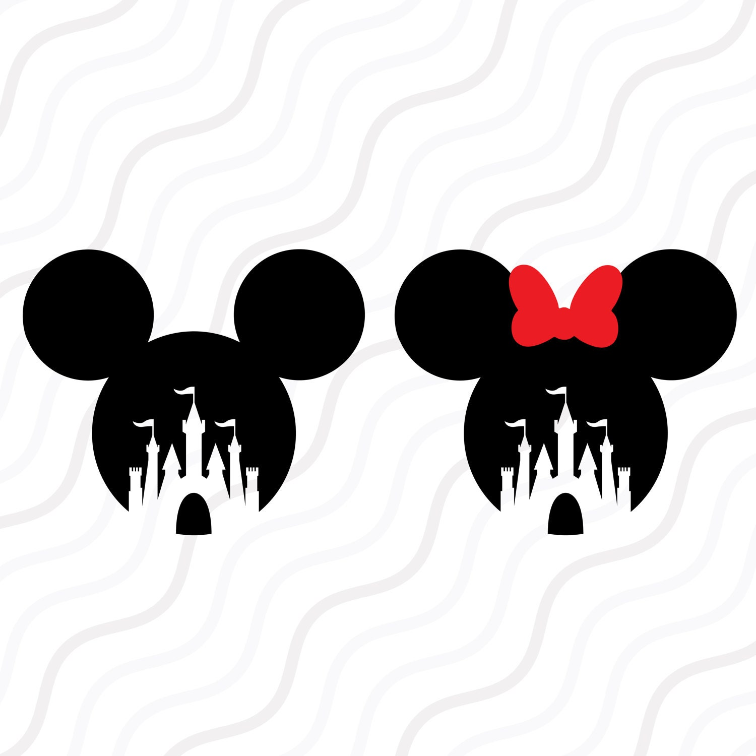 Disney castle svg mickey mouse minnie mouse svg cut table zoom biocorpaavc