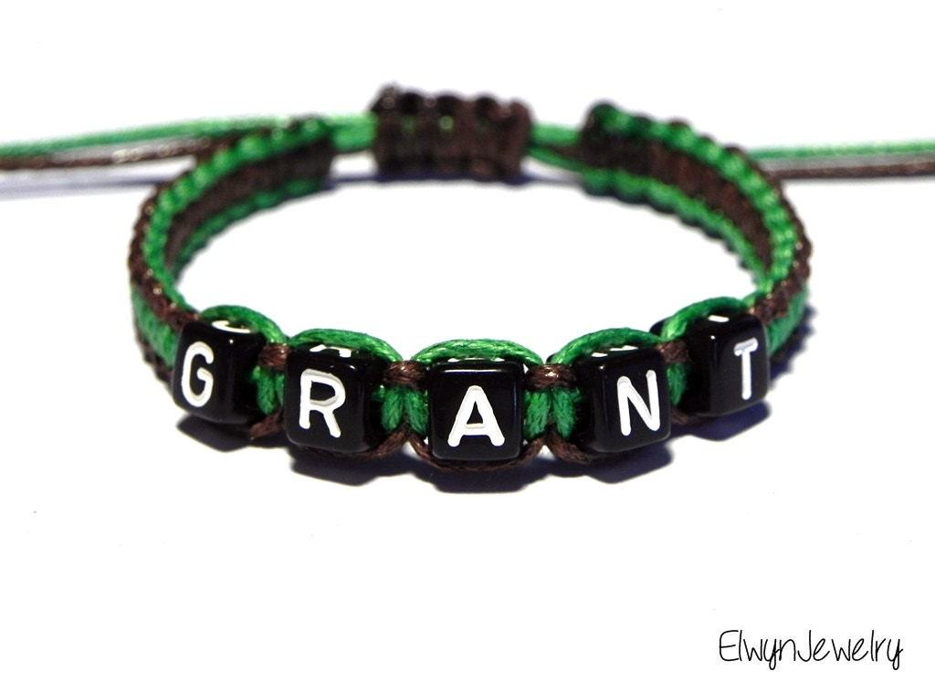 bracelet etsy a for gift il s boy confirmation cross market with
