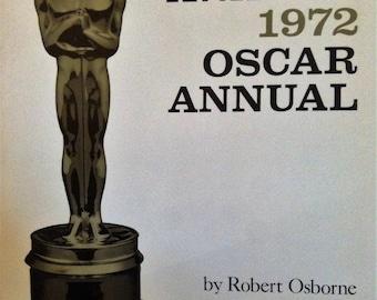 Book, Academy Awards 1972 by Robert Osborne