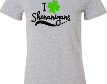 I love Shenanigans