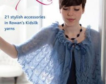 Rowan Lacy Knits by Allison Crowther - Smith Book By Marie Wallin Save Now!!   Regular price is 24.95