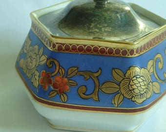 Noritake Preserve Pot