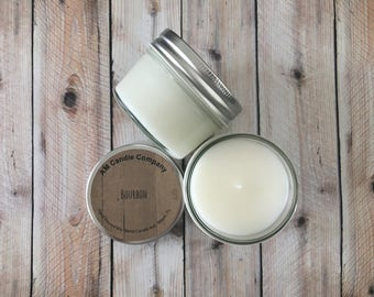 Bourbon -Scented Candle, Spirits Candle, Spirits Collection, Man Candles, Man Cave Candles, Soy Candles, Bourbon Candles, Coconut wax candle