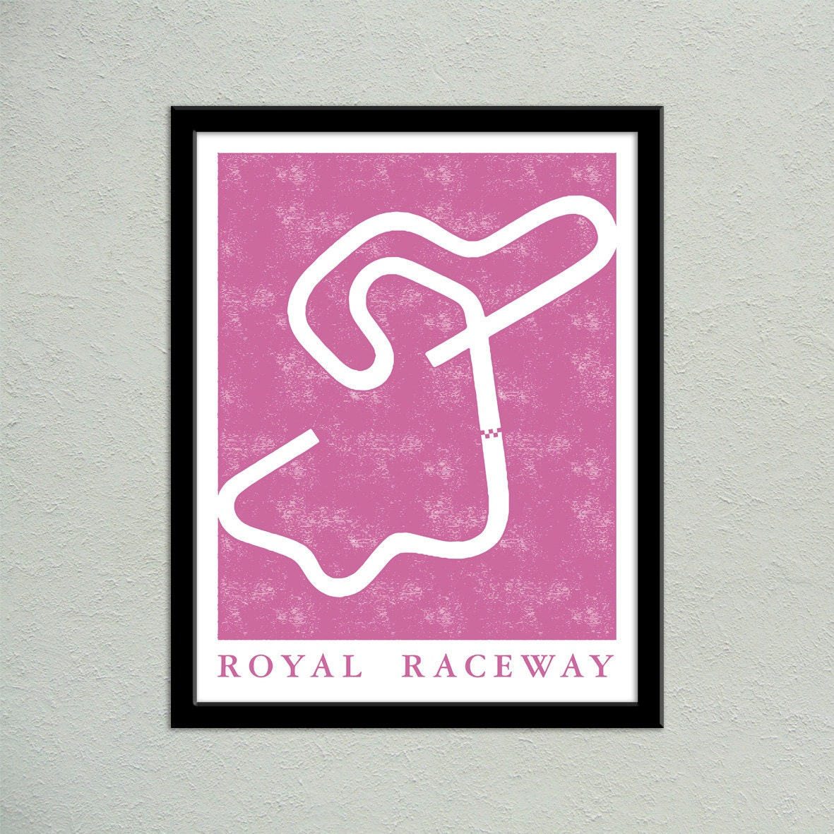 Mario kart 64 royal raceway track map poster super mario zoom gumiabroncs Image collections