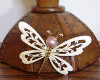 Costume jewelry Butterfly Pin Brooch