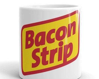 Bacon Strip Seattle Mug made in the USA