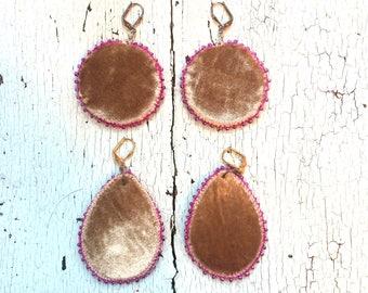 Velvet Earrings