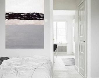 Original canvas art, abstract modern art, modern art canvas, canvas abstract art, large canvas art, large abstract painting, blue artwork