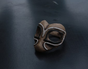 Ring inspired by Majora's Mask 3D print s