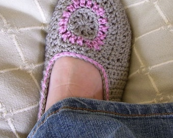 Spa of the Moment Ballet Flats - Pattern PDF