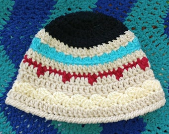 Pocahontas inspired hat
