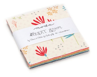 Moda Desert Bloom Charm Pack by Sherri & Chelsi of a Quilting Life