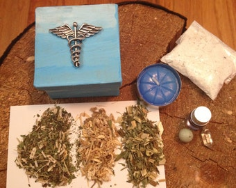 Healing- Mini Spell Kit