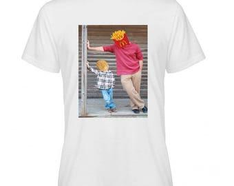 Fries & Potato Tshirt